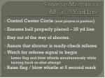 shootout mechanics ar @ 35 yard line