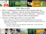 epa s take on gm