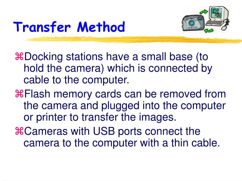 Transfer Method
