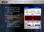 wcareview read only cprs