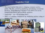 logistics unit60