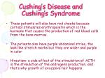 cushing s disease and cushing s syndrome14