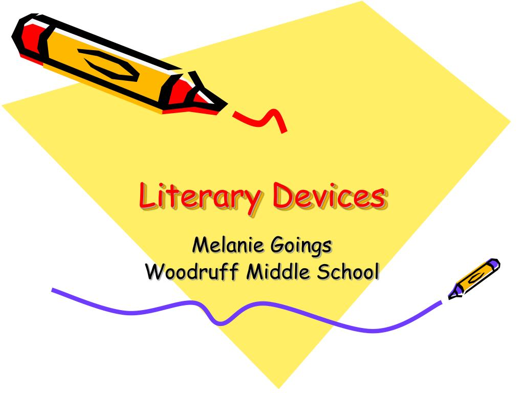 literary devices l.