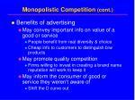 monopolistic competition cont24