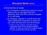 monopoly model cont16