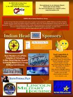 indian head sponsors