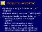spirometry introduction