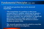 fundamental principles nrc 2002