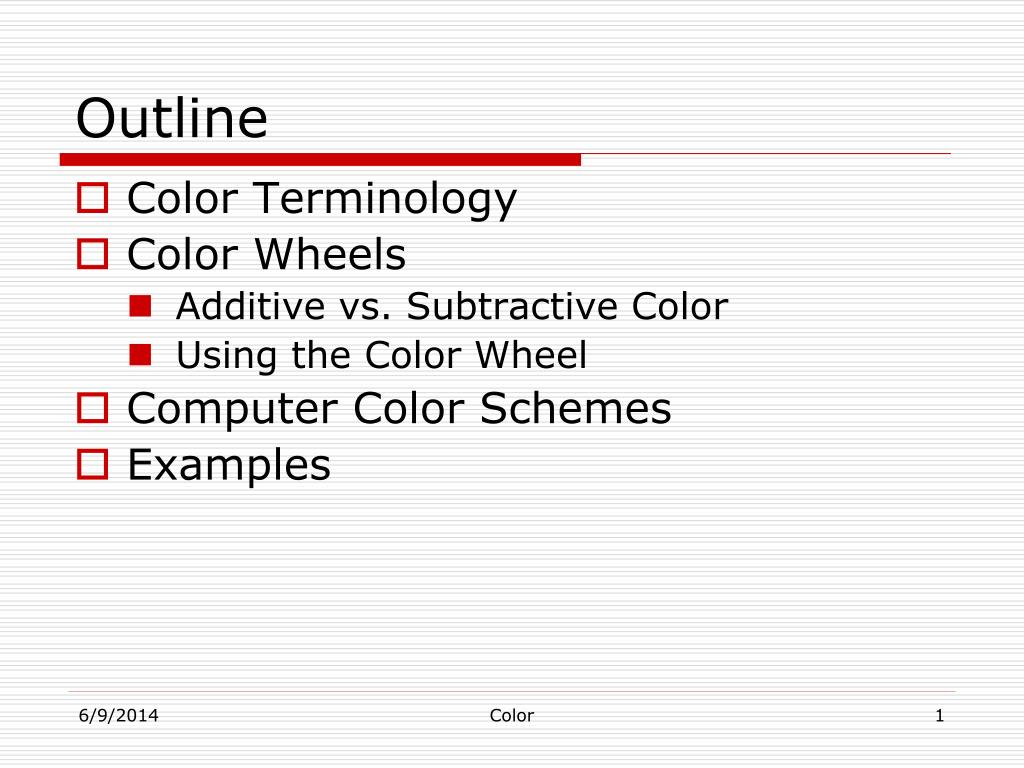 Ppt Outline Powerpoint Presentation Id 356414