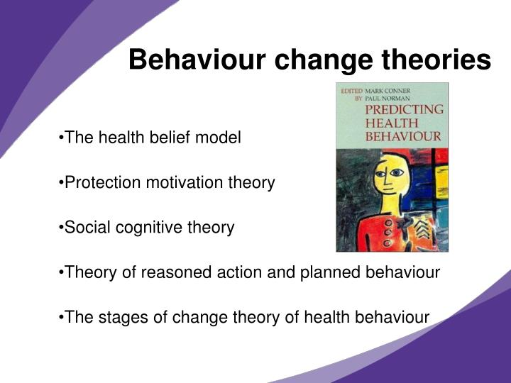 behaviour change model of health education Health education policy, systems, environmental change theories and models are used in program planning to understand and explain health behavior and to guide the when identifying a theory or model to guide health promotion or disease prevention programs, it is important to consider.