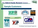 sample customers