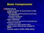 basic components10