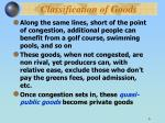 classification of goods6
