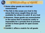 classification of goods7