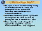 median voter model18
