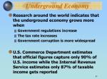 underground economy45