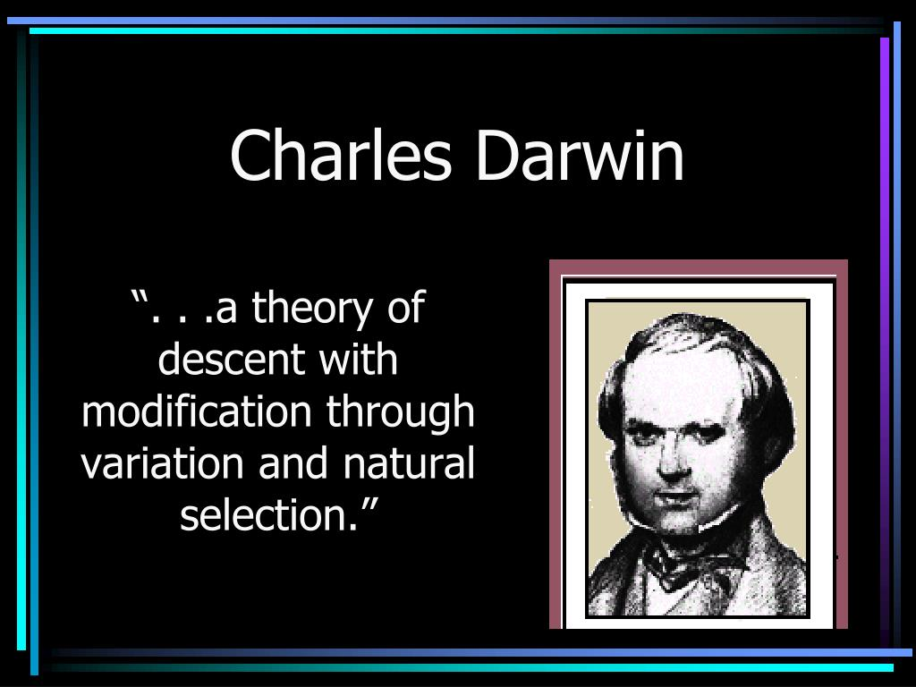 charles darwin l.