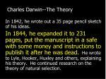 charles darwin the theory23