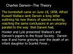 charles darwin the theory25