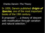 charles darwin the theory26