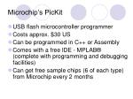 microchip s pickit