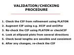 validation checking procedure