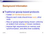 background information5