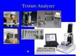 texture analyzer