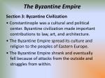 the byzantine empire8