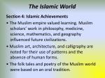 the islamic world15
