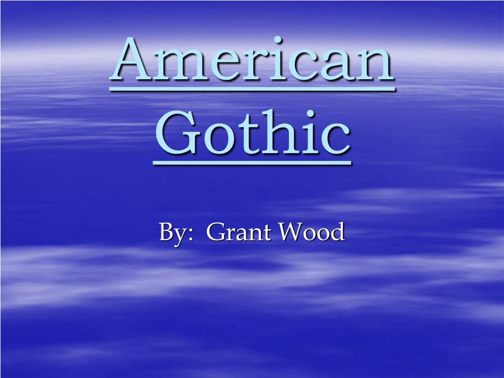 american gothic l.