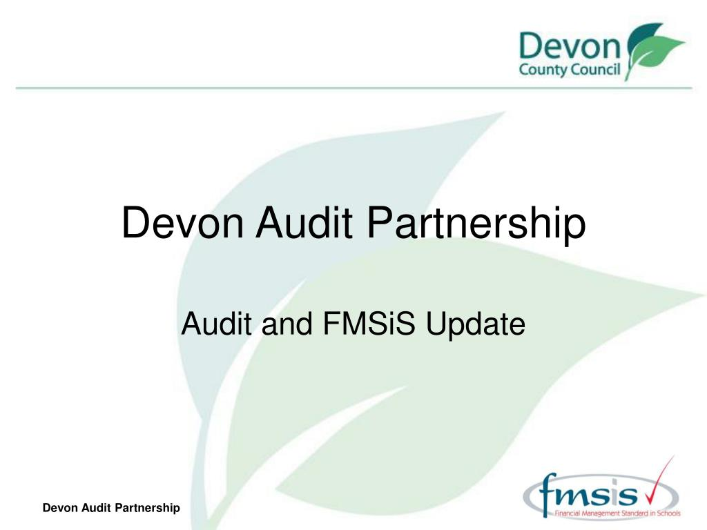 devon audit partnership l.