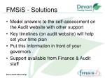 fmsis solutions
