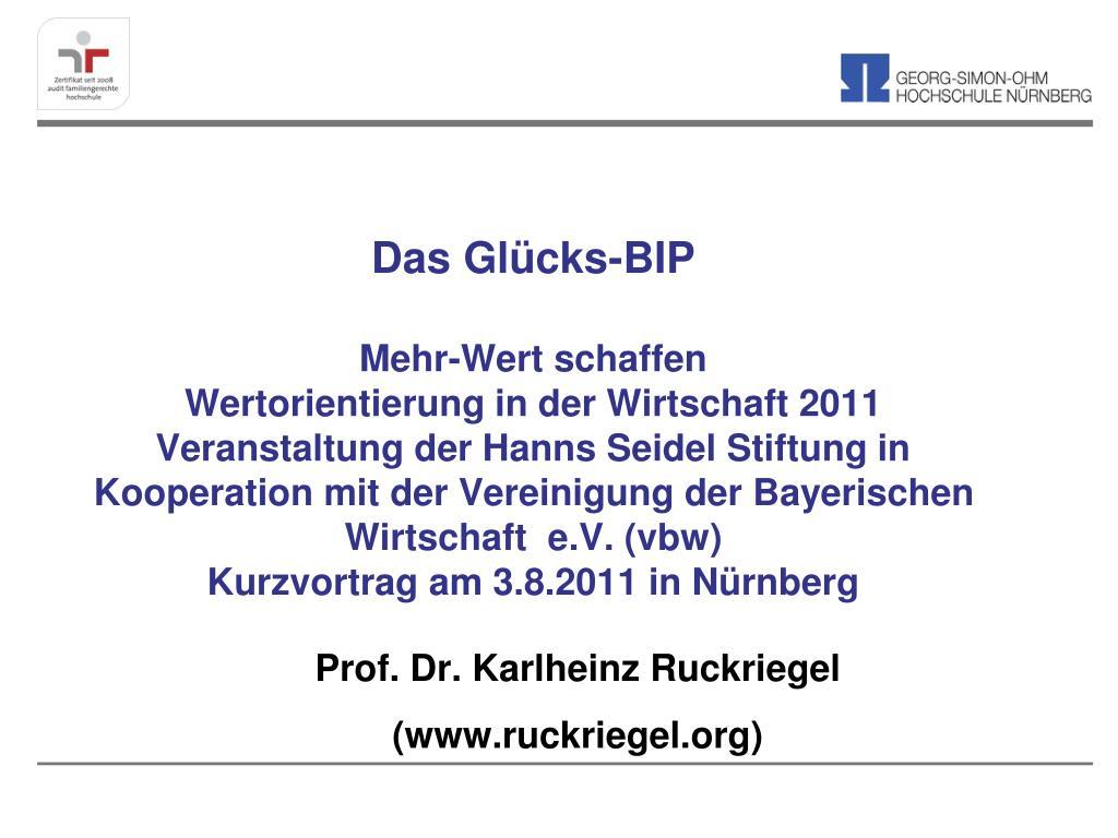prof dr karlheinz ruckriegel www ruckriegel org l.