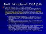 mou principles of loga 3 8