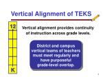 vertical alignment of teks