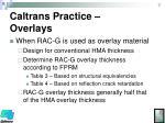 caltrans practice overlays1