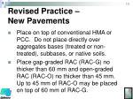 revised practice new pavements1