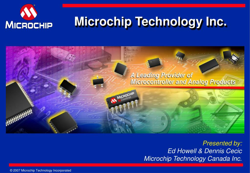 microchip technology inc l.