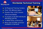 worldwide technical training