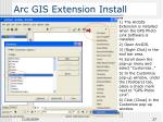 arc gis extension install