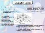 microchip design