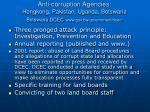 anti corruption agencies hongkong pakistan uganda botswana botswana dcec www gov bw government dcec