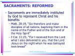 sacraments reformed11