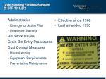 grain handling facilities standard 29 cfr 1910 272