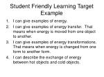 student friendly learning target example10