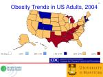 obesity trends in us adults 2004