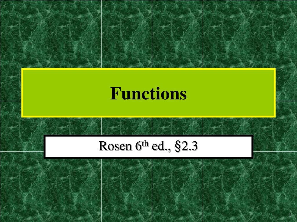 functions l.