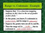 range vs codomain example