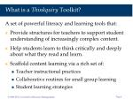 what is a thinkquiry toolkit